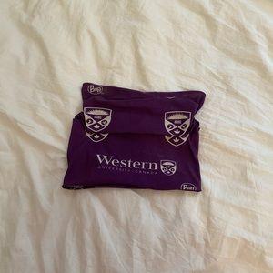 🌹4/16🌹Western University tube top/bandana